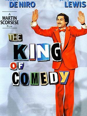 Vua Truyền Hình The King Of Comedy.Diễn Viên: Robert De Niro,Jerry Lewis,Diahnne Abbott