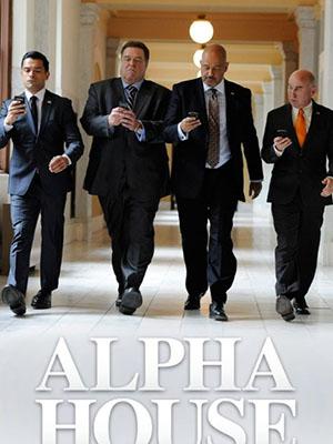 Ngôi Nhà Vui Nhộn Alpha House.Diễn Viên: Julien Bensimhon,Heather Paige Cohn,Chris O'Brien
