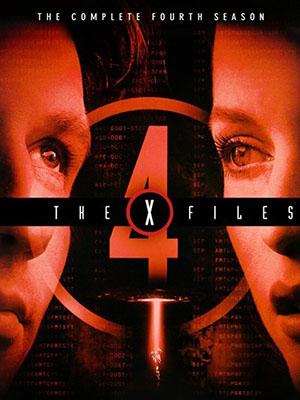 Hồ Sơ Tuyệt Mật Phần 4 X Files Season 4.Diễn Viên: David Duchovny,Gillian Anderson,Mitch Pileggi