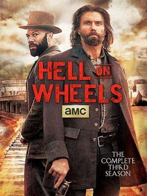 Bánh Xe Địa Ngục Phần 5 Hell On Wheels Season 5.Diễn Viên: Anson Mount,Colm Meaney,Phil Burke