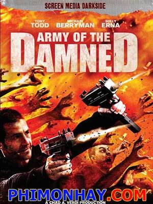 Đội Quân Địa Ngục - Army Of The Damned Việt Sub (2013)