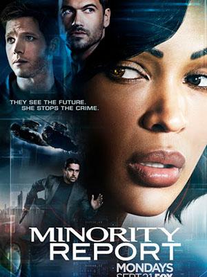 Bản Báo Cáo Thiểu Số Phần 1 Minority Report Season 1.Diễn Viên: Bradford Anderson,Meagan Good,Ron Melendez