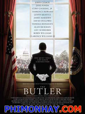 Quản Gia Nhà Trắng The Butler.Diễn Viên: Forest Whitaker,Oprah Winfrey,John Cusack