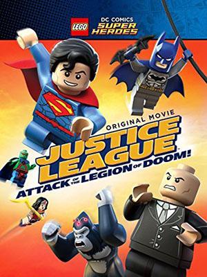 Cuộc Tấn Công Của Binh Đoàn Hủy Diệt - Lego Dc Super Heroes: Attack Of The Legion Of Doom!