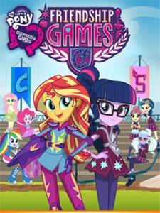 My Little Pony Movie 3 Equestria Girls: Friendship Games