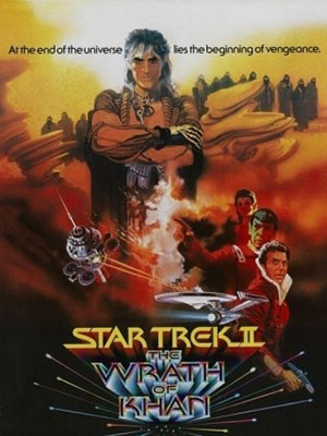 Du Hành Giữa Các Vì Sao 2: Star Trek Ii Sự Cuồng Nộ Của Khan: The Wrath Of Khan.Diễn Viên: William Shatner,Leonard Nimoy,Deforest Kelley