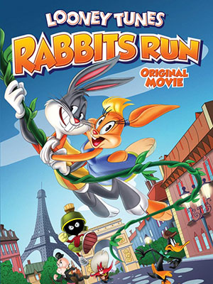 Cuộc Phiêu Lưu Của Thỏ Bunny Looney Tunes: Rabbit Run.Diễn Viên: Fred Armisen,Bob Bergen,Jeff Bergman