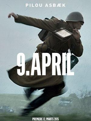 Trận Đan Mạch April 9Th.Diễn Viên: Lars Mikkelsen,Pilou Asbæk,Gustav Dyekjær Giese