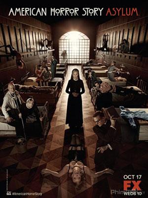 Câu Chuyện Kinh Dị Mỹ Phần 2: Bệnh Viện Tâm Thần American Horror Story: Asylum Season 2