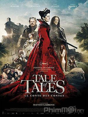 Huyền Thoại Cổ Tích Tale Of Tales