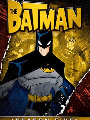 Người Dơi Phần 5 The Batman Season 5.Diễn Viên: Rino Romano,Alastair Duncan,Evan Sabara