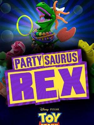 Bữa Tiệc Trong Phòng Tắm Toy Story Toons: Partysaurus Rex.Diễn Viên: Tom Hanks,Tim Allen,Wallace Shawn,Corey Burton,Tony Cox,Donald Fullilove,Emily Hahn
