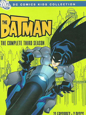 Người Dơi Phần 3 The Batman Season 3.Diễn Viên: Rino Romano,Alastair Duncan,Evan Sabara