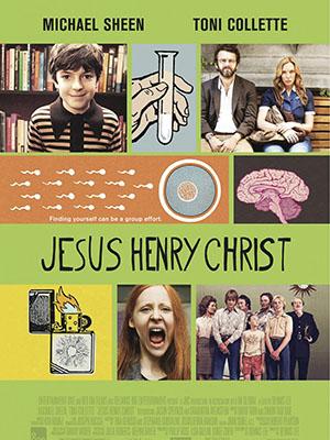 Hành Trình Tìm Bố - Jesus Henry Christ