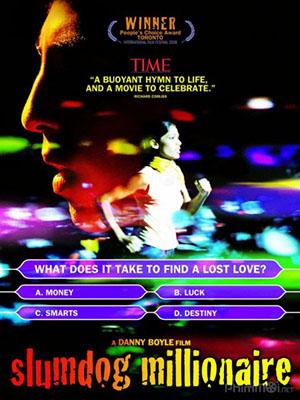 Triệu Phú Khu Ổ Chuột Slumdog Millionaire.Diễn Viên: Jennifer Warren,Ronny Graham,Mel Brooks