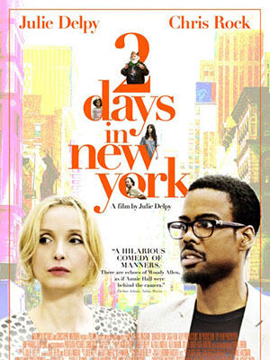 2 Ngày Ở New York 2 Days In New York.Diễn Viên: Julie Delpy,Chris Rock,Albert Delpy