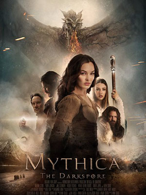 Kỷ Nguyên Bóng Tối Mythica: The Darkspore.Diễn Viên: Melanie Stone,Adam Johnson,Jake Stormoen