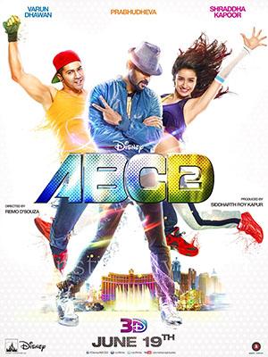 Nào Ta Cùng Nhảy 2 Any Body Can Dance 2.Diễn Viên: Shraddha Kapoor,Varun Dhawan,Lauren Gottlieb