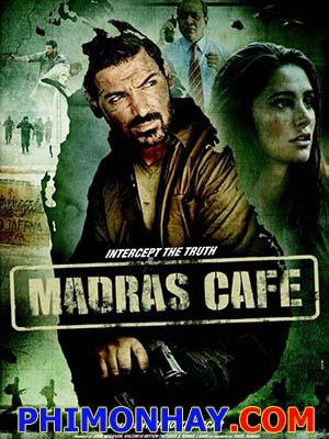Tình Báo Madras Cafe.Diễn Viên: John Abraham,Nargis Fakhri,Rashi Khanna