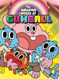 Thế Giới Tuyệt Vời Của Gumball Phần 2 The Amazing World Of Gumball Season 2.Diễn Viên: College Hill Pictures Inc,Fake Empire,Wonderland Sound And Vision