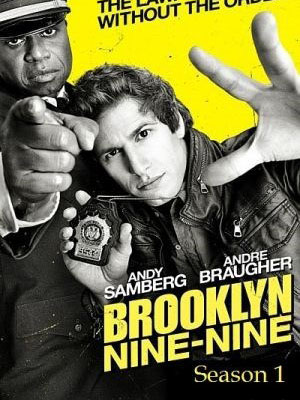 Cảnh Sát Brooklyn Phần 1 Brooklyn Nine-Nine Season 1.Diễn Viên: Andy Samberg,Stephanie Beatriz,Terry Crews