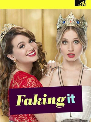 Nổi Tiếng Nhanh Phần 1 Faking It Season 1.Diễn Viên: Gregg Sulkin,Rita Volk,Katie Stevens