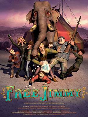 Giải Cứu Chú Voi Free Jimmy.Diễn Viên: Woody Harrelson,Simon Pegg,Phil Daniels