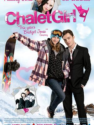 Cô Nàng Trượt Ván - Chalet Girl