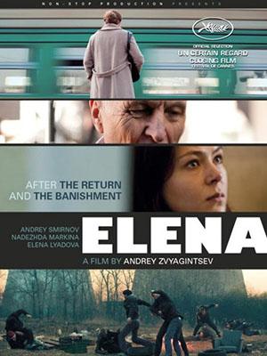 Mối Tình Tội Lỗi Elena.Diễn Viên: Nadezhda Markina,Andrey Smirnov,Aleksey Rozin