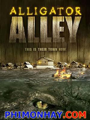 Đầm Cá Sấu Alligator Alley.Diễn Viên: Michael Baird,Nicoye Banks,Christopher Berry