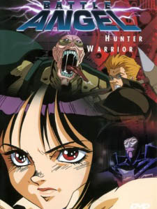 Gunnm Battle Angel Alita