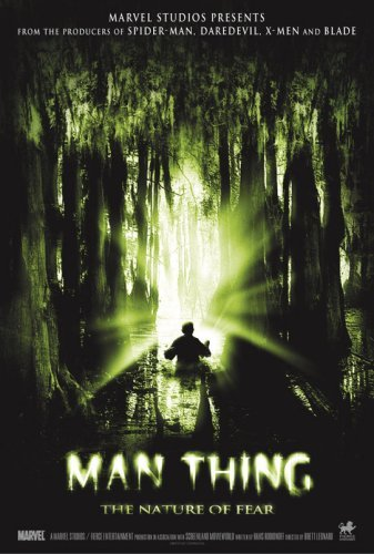Vùng Đầm Lầy - Man Thing