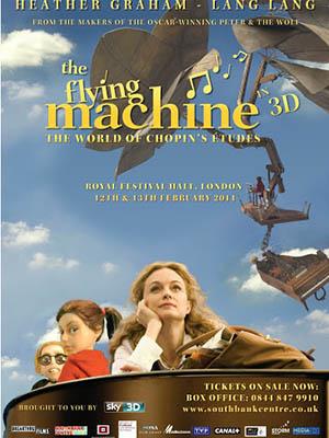 Chiếc Đàn Kỳ Diệu The Flying Machine.Diễn Viên: Heather Graham,Benedict Wong,Lang Lang