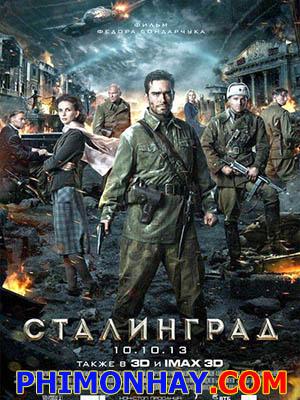 Trận Đánh Stalingrad Stalingrad.Diễn Viên: Thomas Kretschmann,Yanina Studilina,Philippe Reinhardt