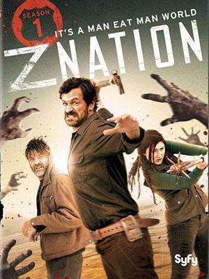 Cuộc Chiến Zombie Phần 2 Z Nation Season 2.Diễn Viên: Russell Hodgkinson,Nat Zang,Mark Carr