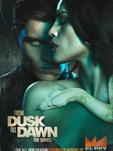 Trước Lúc Bình Minh Phần 2 From Dusk Till Dawn Season 2.Diễn Viên: Dj Cotrona,Zane Holtz,Eiza González