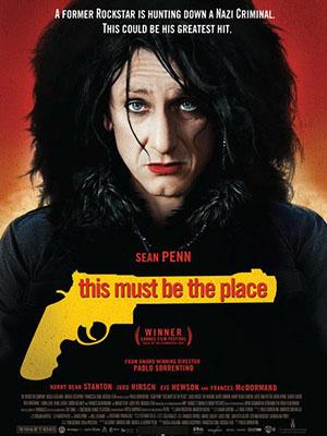 Chắc Là Nơi Này This Must Be The Place.Diễn Viên: Sean Penn,Frances Mcdormand,Judd Hirsch