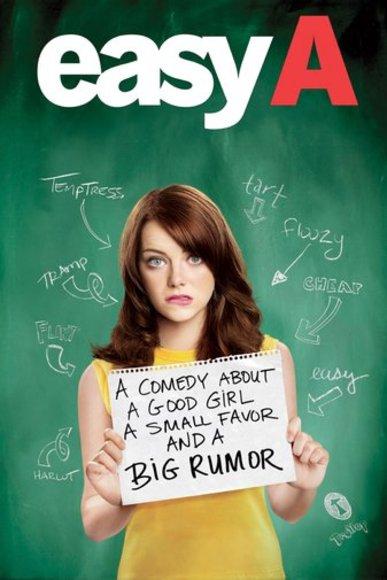 Cô Nàng Lẳng Lơ Easy A.Diễn Viên: Emma Stone,Amanda Bynes,Penn Badgley