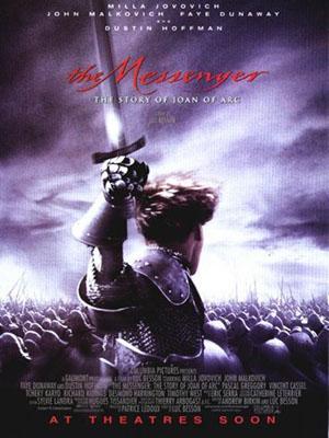 Người Truyền Tin Của Chúa The Messenger: The Story Of Joan Of Arc.Diễn Viên: Milla Jovovich,John Malkovich,Rab Affleck