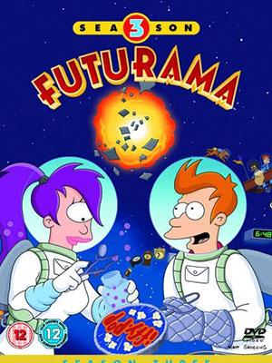 Bữa Tiệc Của Trò Chơi Phần 3 Futurama Season 3.Diễn Viên: Billy West,John Dimaggio,Katey Sagal