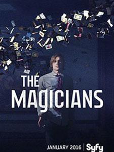 Hội Pháp Sư Phần 1 The Magicians Season 1.Diễn Viên: Arjun Gupta,Stella Maeve,Olivia Taylor Dudley