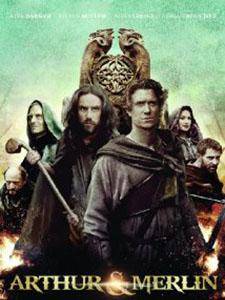 Đôi Bạn Tác Chiến Arthur & Merlin.Diễn Viên: Kirk Barker,Stefan Butler,Adrian Bouchet