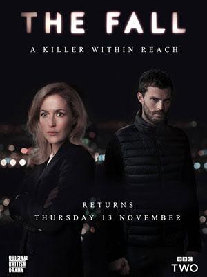 Sự Sa Ngã Phần 2 The Fall Season 2.Diễn Viên: Gillian Anderson,Jamie Dornan,Niamh Mcgrady