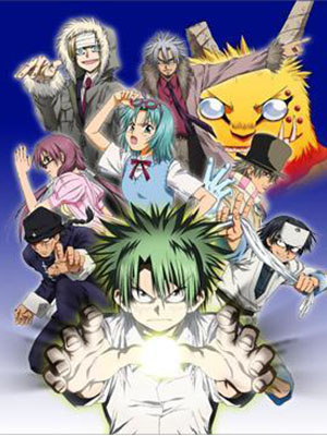 The Law Of Ueki Ueki No Housoku: Luật Của Ueki