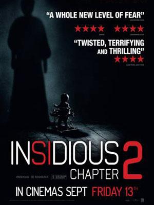 Âm Mưu Ác Quỷ: Ma Quái 2 Quỷ Quyệt 2 Insidious Chapter 2.Diễn Viên: Rose Byrne,Patrick Wilson,Ty Simpkins
