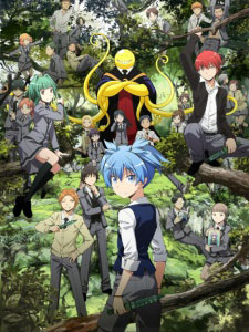 Ansatsu Kyoushitsu (Tv) 2Nd Season Assassination Classroom Ss2.Diễn Viên: Alyson Hannigan,Jason Segel,Cobie Smulders,Neil Patrick Harris