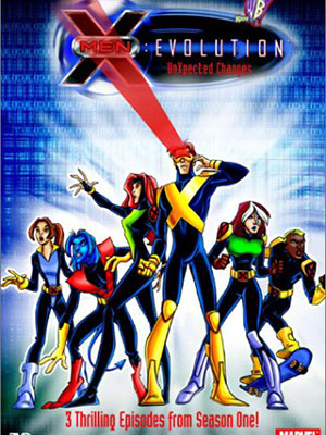 Dị Nhân Evolution X-Men Evolution Season 1.Diễn Viên: Will Friedle,Kevin Conroy,Lauren Tom