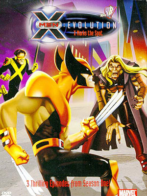 Dị Nhân Evolution 2 X-Men Evolution Season 2