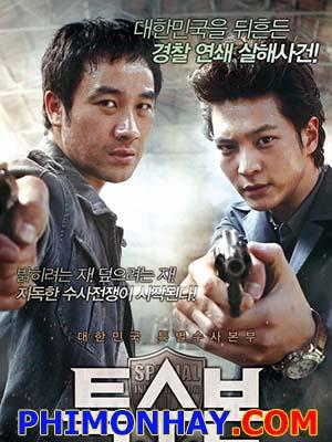 Đội Đặc Nhiệm S.i.u Special Investigation Unit S.i.u.Diễn Viên: Uhm Tae Woong,Joo Won