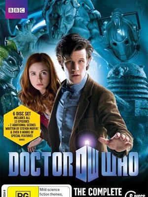 Bác Sĩ Vô Danh Phần 5 Doctor Who Season 5.Diễn Viên: Peter Capaldi,Jenna Coleman,Matt Smith